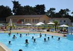 Camping avec Ambiance club Angoulins - Camping Les Préveils-2