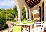 Location vacances Son Xoriguer - Three-Bedroom Apartment in Ibiza with Pool Xiv-1
