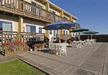 Hôtel Montauk - Atlantic Terrace-2