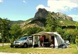 Camping Curbans - Castel Les Princes d'Orange-1