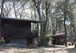 Location vacances Riudellots de la Selva - Casa madera Llambilles-2