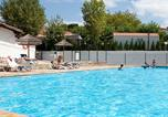 Camping  Acceptant les animaux Anglet - Camping Harrobia-1