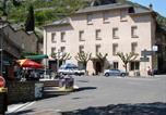 Hôtel Le Rozier - Azureva La Malene Gorges du Tarn-1