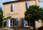 Hôtel Générargues - Hotel La Régaliere-1