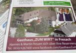 Hôtel Feld am See - Gasthof Zum Wirt-1