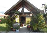 Location vacances Ravna Gora - Apartment T&M-2