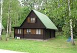 Villages vacances Hradec Králové - Rekreační Areál Stříbrný Rybník-1