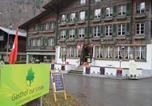 Hôtel Unterseen - Gasthof zur Linde-1