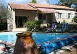 Location vacances Seillans - Les Lauriers Roses-1