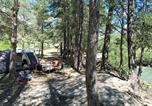 Camping avec Piscine couverte / chauffée Le Bourg-d'Oisans - Huttopia La Clarée-2
