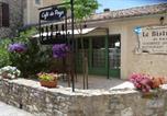 Hôtel Goudargues - Auberge le Bistrot de Lussan-2