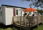 Camping avec Ambiance club Guidel - Camping Kerscolper-4