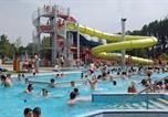 Villages vacances Hévíz - Kristályfürdő és Kemping-3