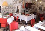 Hôtel Beaufort-sur-Gervanne - Restaurant Nouvel Hôtel-Les Jeunes chefs-2