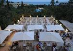 Hôtel Nabeul - Hôtel Méditerranée Thalasso Golf-4