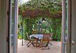 Location vacances Auribeau-sur-Siagne - Three-Bedroom Holiday home Grasse with a Fireplace 04-2