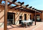 Location vacances Tivissa - Villa Les Planes Del Rei Tarragona-4