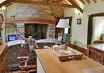 Hôtel Dolwyddelan - Blaen Glasgwm Isaf Cottage-3