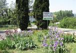 Camping avec Site nature Saint-Privat - Flower Camping Le Plan D'Eau-2