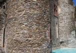 Hôtel Villefranche-de-Rouergue - Chambre d'Hôte au Château de Belcastel-1