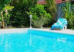 Location vacances  Polynésie française - Ahitea Lodge-3