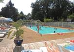 Camping  Acceptant les animaux Gaugeac - Flower Camping Des Nauves-2