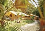 Camping avec Site nature Escaro - Camping Les Albères-2