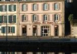 Hôtel Saint-Thégonnec - Hôtel Du Port-2