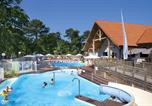Camping avec Ambiance club Vensac - Domaine de Soulac-1