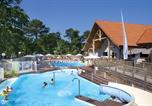 Camping avec Ambiance club Naujac-sur-Mer - Domaine de Soulac-1