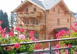 Location vacances Ollon - Chalet Balthazar Apt. 3-4