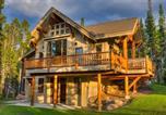 Location vacances Livingston - Moonlight Mountain Home 17-1