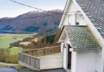 Location vacances Myrkdalen - Holiday home Vossestrand 17-4