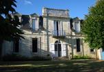 Hôtel 4 étoiles Crazannes - Castel de Camillac-1