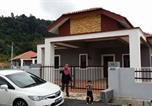 Location vacances Taiping - Nuril Homestay-1