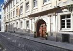 Hôtel Friedberg - Altstadthotel Augsburg-2