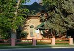 Hôtel Beaver - Monroe Inn-3