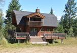 Location vacances Radium Hot Springs - Best cozy log cabin in the Rocky Mountains-3