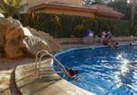 Hôtel La Paz - Hotel Oasis de la Paz-3