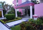 Hôtel Cancún - Garden Suites-4