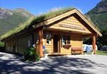 Villages vacances Geiranger - Mindresunde Camping-4