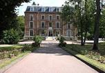 Hôtel Saint-Lambert - Logis le Manoir de Sauvegrain-1