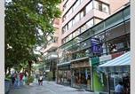 Hôtel Santiago - Las Condes Encomenderos Apart-1