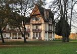 Location vacances Gennetines - Manoir de Sornat-3