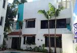 Hôtel Cozumel - Villas Deja Blue-2