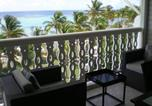 Location vacances Saint-Francois - Triplex Savannah-1