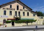 Hôtel Céret - Auberge Du Chene-1