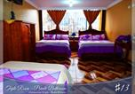 Location vacances Quito - Hostal Marsella-3
