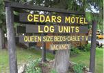 Hôtel Revelstoke - The Cedars Motel-2