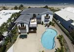 Location vacances Satellite Beach - Villa Cb Beach House On Cocoa Beach-4